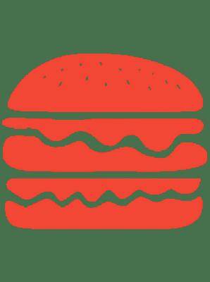 Logo American diner restaurant